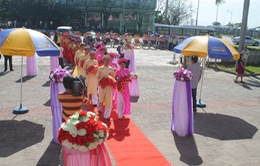 Đà Nẵng tổ chức lễ cưới tập thể cho công nhân lao động