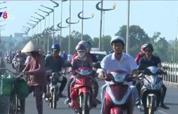 Phú Yên: Cầu Đà Rằng xuống cấp nghiêm trọng