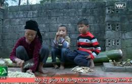 Tương lai mịt mù của hai anh em mất bố, mẹ bị thần kinh