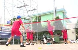 ABG 2016: Đá cầu Việt Nam tích cực tập luyện