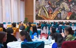 Tổng kết hoạt động nhóm nữ đại biểu Quốc hội khóa XIII