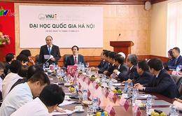 """""""Đại học Quốc gia Hà Nội phải là một phần của hệ sinh thái khởi nghiệp"""""""