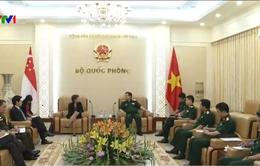 Tăng cường hợp tác quốc phòng với các nước trong ASEAN