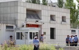 Kyrgyzstan công bố kết quả điều tra vụ tấn công ĐSQ Trung Quốc