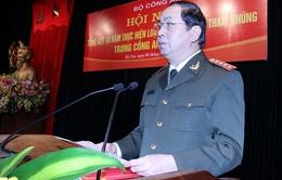 Bộ Công an tổng kết 10 năm thực hiện Luật phòng, chống tham nhũng