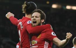 Đội hình tiêu biểu vòng 18 Ngoại hạng Anh: Sao Man Utd, Arsenal cùng thăng hoa