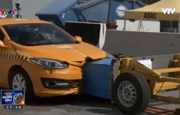 Thí nghiệm đâm va kiểu mới giúp tìm ra mẫu ô tô an toàn hơn
