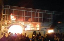 Iran: Các nghi phạm trong vụ tấn công ĐSQ Saudi Arabia trình diện trước tòa
