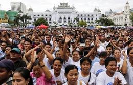 Đàm phán hòa bình lịch sử tại Myanmar