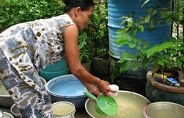 Đến năm 2020, cư dân nông thôn được sử dụng 60 lít nước sạch/người/ngày
