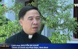 Giáo dân Kim Sơn (Ninh Bình) hướng về ngày bầu cử