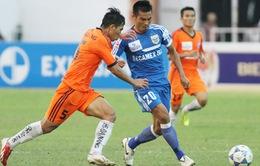 B.Bình Dương vs SHB Đà Nẵng: Khách có lấn chủ? (Vòng 18 V.League, 17h ngày 30/7)