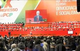 Đoàn Việt Nam dự Đại hội 20 Đảng Cộng sản Bồ Đào Nha
