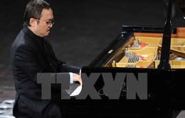 Nghệ sỹ Đặng Thái Sơn trình diễn lại bản nhạc chiến thắng ở Việt Nam