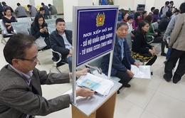 Người dân được nhận thẻ căn cước công dân sau 7 ngày đăng ký