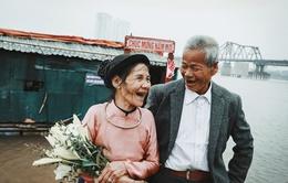 """Cảm động những """"chuyện tình tuổi già"""" đẹp như mơ giữa đời thực"""