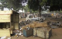 Đánh bom tại Nigeria: Con số thiệt mạng tăng lên 56 người