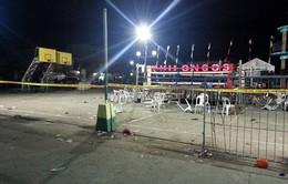 Philippines: Vụ nổ tại trận đấm bốc được xác định là đánh bom