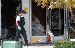 Thái Lan bắt ba kẻ âm mưu đánh bom khu du lịch gây bất ổn
