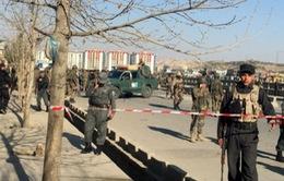 Afghanistan: Đánh bom tự sát gần Bộ Quốc phòng, 12 người thiệt mạng