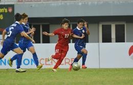 Thất bại trong loạt đá luân lưu trước nữ Thái Lan, ĐT nữ Việt Nam lỡ hẹn ngôi vô địch!
