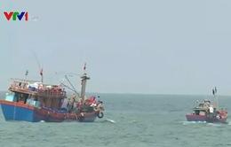 Ngư dân Quảng Bình đồng loạt vươn khơi bám biển