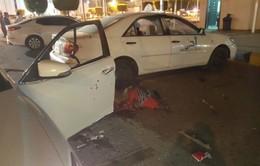 Đánh bom tự sát gần lãnh sự quán Mỹ tại Arab Saudi