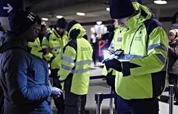 EC kiến nghị gia hạn kiểm soát biên giới Schengen