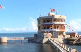 Trường Sa: Các đảo chìm hoàn tất chuẩn bị bầu cử