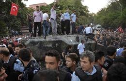 Chính phủ Thổ Nhĩ Kỳ đã nắm quyền kiểm soát, cuộc đảo chính thất bại