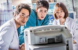 Phim đề tài bác sĩ tiếp tục gây sốt màn ảnh nhỏ Hàn Quốc