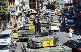 Vì sao đảo chính ở Thổ Nhĩ Kỳ thất bại?