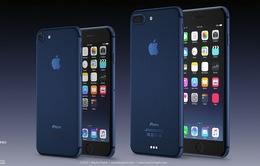 iPhone 7 và 7 Pro lạ mắt trong phiên bản Deep Blue
