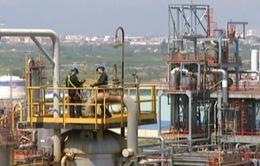 Giá dầu thô trên thị trường châu Á tiếp tục giảm
