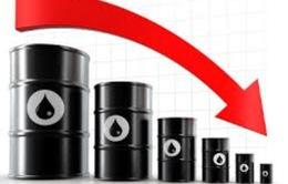 Giá dầu mỏ thế giới chạm đáy 26,5 USD/thùng