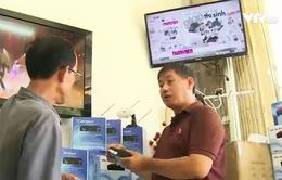 Đa dạng thị trường đầu thu truyền hình kỹ thuật số