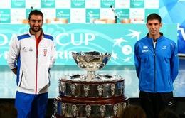 Những điều chưa biết về trận chung kết Davis Cup 2016