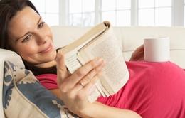 Thực hành thai giáo bằng cảm xúc tích cực