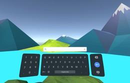 Google ra mắt bản phím ảo dành trên nền tảng Daydream