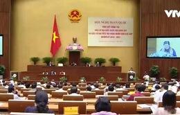 Không công nhận tư cách 2 đại biểu Quốc hội khóa XIV