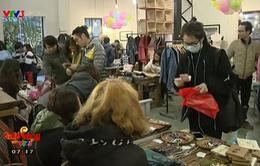 Hợp tác xã Tân Hiệp: Chốn ăn chơi thu hút giới trẻ Hải Phòng