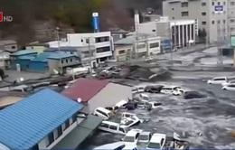 Nhật Bản vẫn tiếp tục giải quyết hậu quả thảm họa động đất