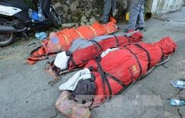 Italy: Dư chấn động đất tiếp tục gây nhiều thiệt hại