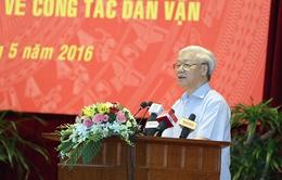 Dư luận đồng tình, hưởng ứng bài phát biểu của Tổng Bí thư về công tác dân vận