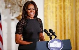 Đệ nhất phu nhân Michelle sẽ hát karaoke trên truyền hình