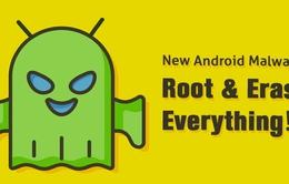 """Cách nào chống được mã độc xóa dữ liệu """"dế"""" Android?"""