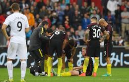Man City mất cầu thủ hay nhất từ đầu mùa vì chấn thương
