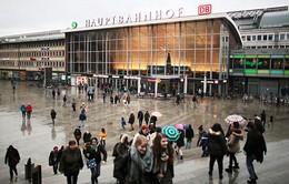Đức: Nhà ga trung tâm Cologne đóng cửa vì đe dọa đánh bom