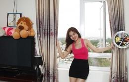 Ghé thăm căn hộ chung cư cao cấp của Giang Hồng Ngọc