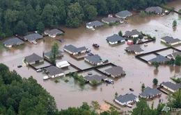Lụt lớn ở Mỹ khiến ít nhất 3 người thiệt mạng